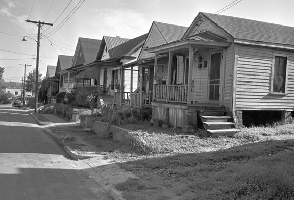 Homes on West St.